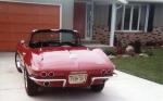1967 Corvette Marlboro Maroon sm