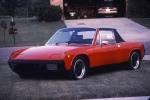 1974 red 914 2 sm