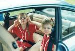 girls in blue 911