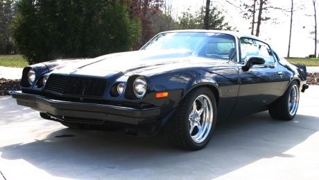 3-15-11 1977 Camaro lf 3-4 sm