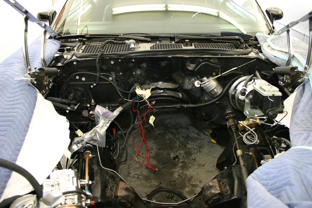 Installing A Ls1 Motor In My 1977 Camaro