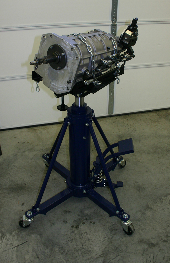 Ls1 motor to powerglide tranny