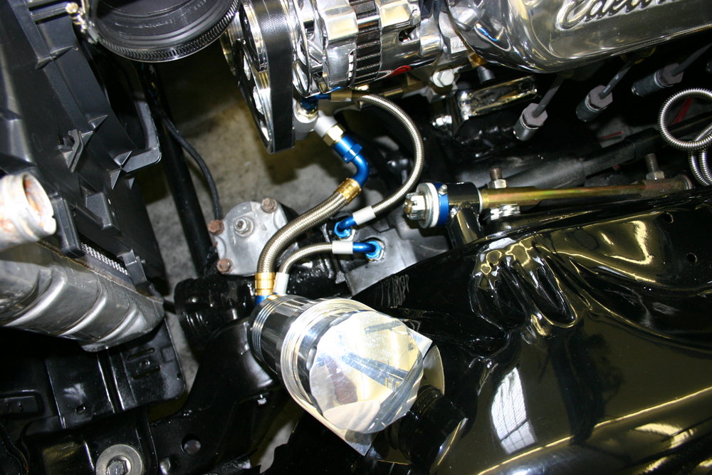 Installing A Ls1 Motor In My 1977 Camaro Part 5 Jerry