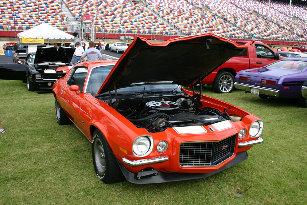 Gallery For > 1971 Camaro Orange