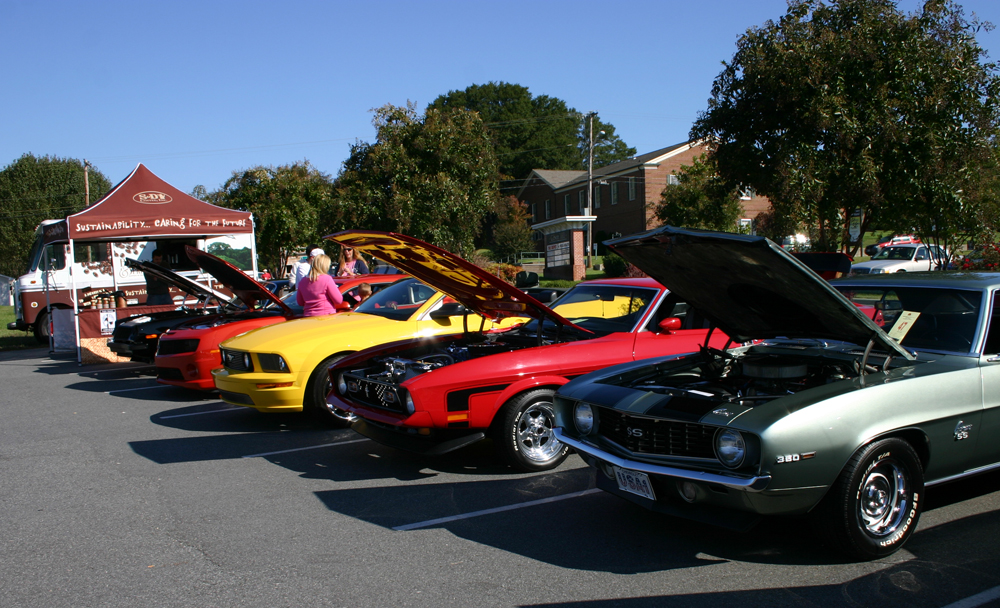 Auto Barn Car Show Jerry Forthofers Car Blog - Muscle car shows near me