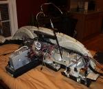2-7-13 1964 corvette gauge cluster 9 sm