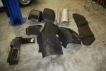 11-26-13 fender liner, panels & heat shields sm