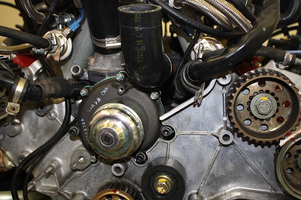Well Pump Puller >> Ferrari 348-Engine Out Service-4 | Jerry Forthofer's Car Blog