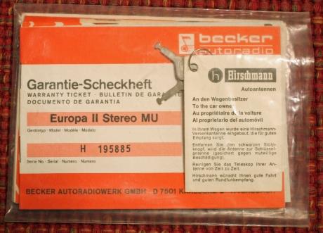 1-22-17 1973 MB 280SEL manuals 13