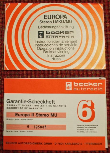 1-22-17 1973 MB 280SEL manuals 17