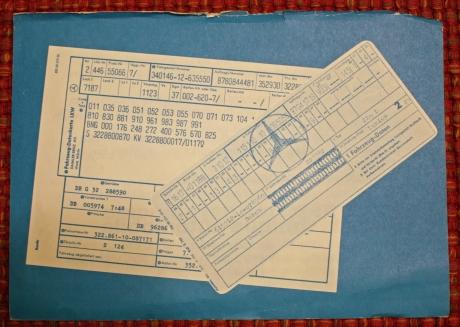 1-22-17 1973 MB 280SEL manuals 27