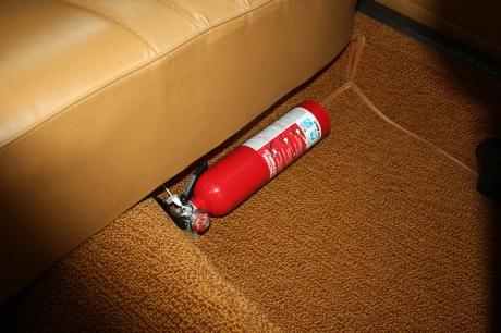 8-4-17 fire extinguisher