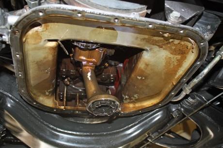 9-7-17 oil pan 5